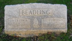 Couch Edwin Beadling