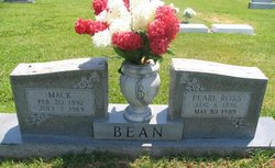 Mack Jones Bean