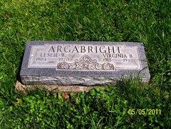 Virginia B. <i>Gabbard</i> Argabright