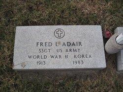 Fred Lester Adair