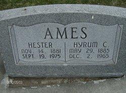 Hyrum Clark Ames