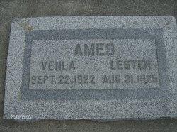 Venla <i>Lester</i> Ames