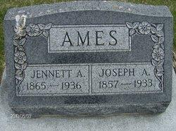 Jennett Amelia <i>Austin</i> Ames