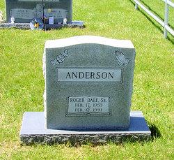 Roger Dale Anderson, Sr