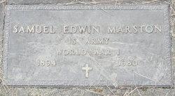 Samuel Edwin Marston