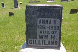 Anna R. <i>Crecelius</i> Gilliland