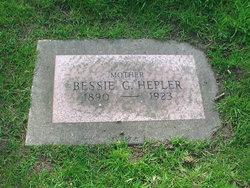 Bessie Gay <i>Smith</i> Hepler