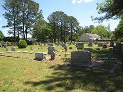 Whaleyville United Methodist Church Cemetery
