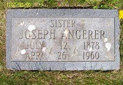 Sr Joseph Angerer