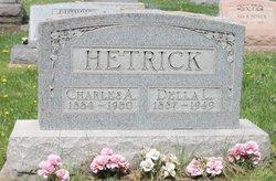 Charles A Hetrick