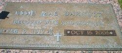 Essie Mae <i>Cole</i> Barnett