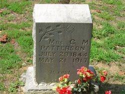 Lavina Elizabeth <i>Cathey</i> Patterson