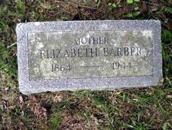 Elizabeth Barber