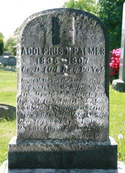 Adolphus H Palmer