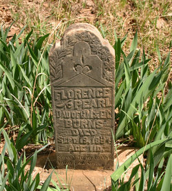 Florence Pearl Burns
