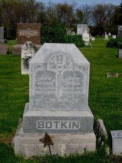 Cynthia Ann <i>Smith</i> Botkin