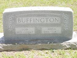 Alonzo Lon Earl Buffington