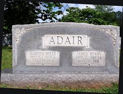 James H Adair