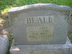 Alexander Evans Beall