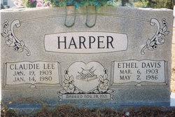 Claudie Lee Harper