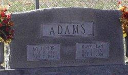 Mary Jean <i>Kent</i> Adams