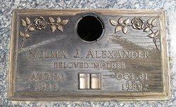Nelma Jewel <i>Riney</i> Alexander