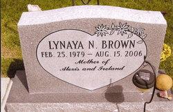 Lynaya Nicole <i>Palmer</i> Brown