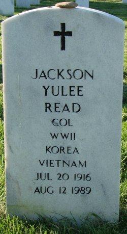 Jackson Yulee Read