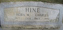 Nora M <i>Swayze</i> Hine