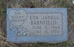 Eva Janell <i>Fox</i> Barnfield