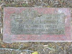 Timothy H Richards