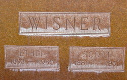 Ethel <i>Thompson</i> Wisner