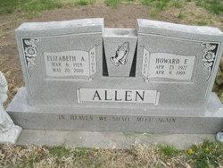 Elizabeth Anne Betty <i>Carraher</i> Allen