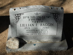 Lillian Esther Baggin-Bein