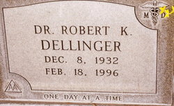 Dr Robert K. Dellinger