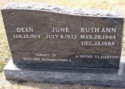 Ruth Ann Armstrong