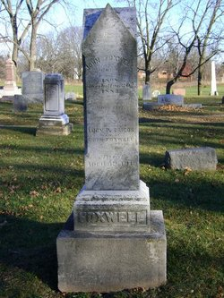 Ann <i>Harris</i> Foxwell