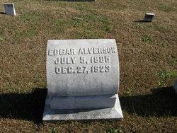 Edgar John Alverson