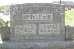 Mary Beatrice <i>Porter</i> Anderson