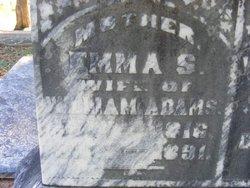 Emma S. Adams