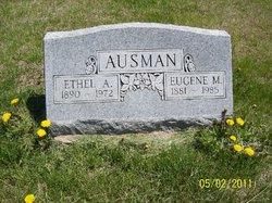 Ethel A <i>Messler</i> Ausman