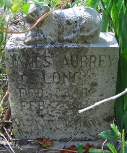 James Aubrey Long