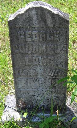 George Columbus Long