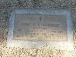 PFC Jose Ricardo L. Alvarez