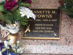 Annette Towns