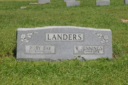 Ruby Fay <i>Jackson</i> Landers