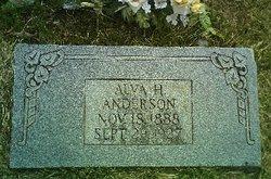 Alva Harrison Anderson
