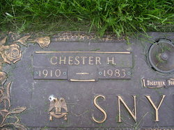 Chester Hartranft Ches Snyder