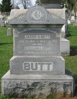 Harriet Susanna <i>Pfeffer</i> Butt
