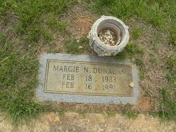 Margie N Dunagan